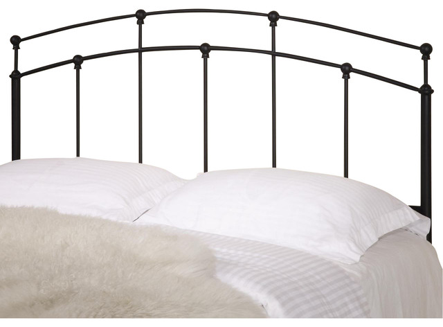Coaster Full/queen Metal Headboard Only, Black 300190qf.