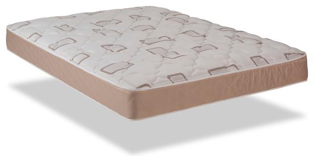 Sleep Comfort Back Aid Deluxe, Medium-Firm Support, Mattress.