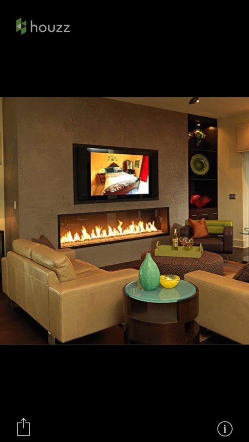 - Wall Mounted Fireplace Or Inserted Fireplace?