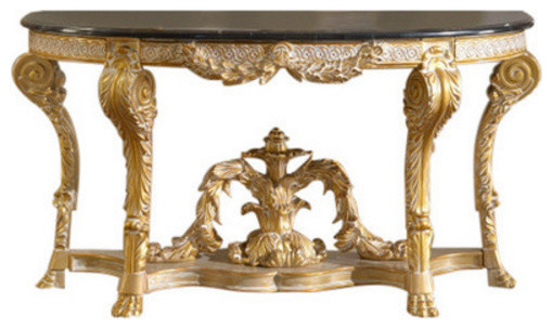 Marvelous Versailles Console Table Victorian Console Tables