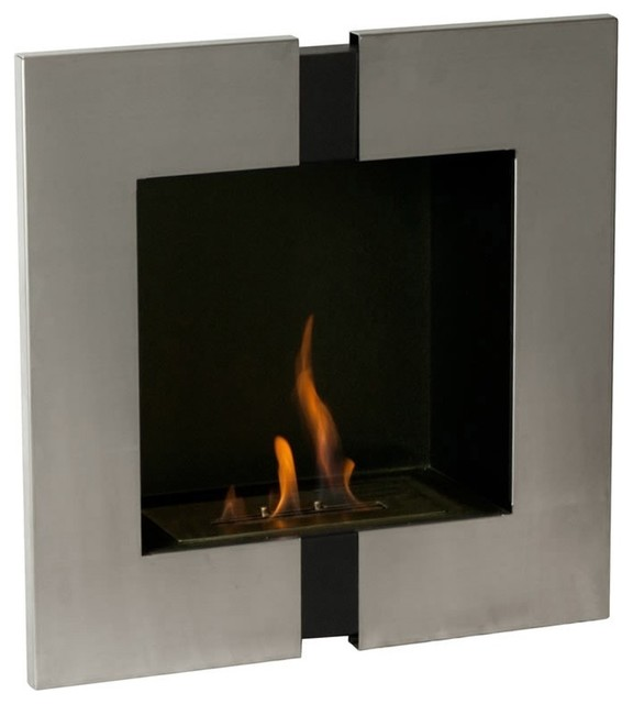 Unum Recessed Bio Ethanol Fireplace Fireplaces Other By Ethanol Fireplace Pros