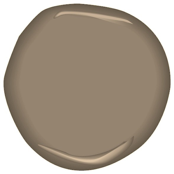 Taupe fedora csp 260 paint by benjamin moore for Benjamin moore eco spec paint reviews