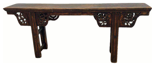 Consigned Antique Chinese Console Table