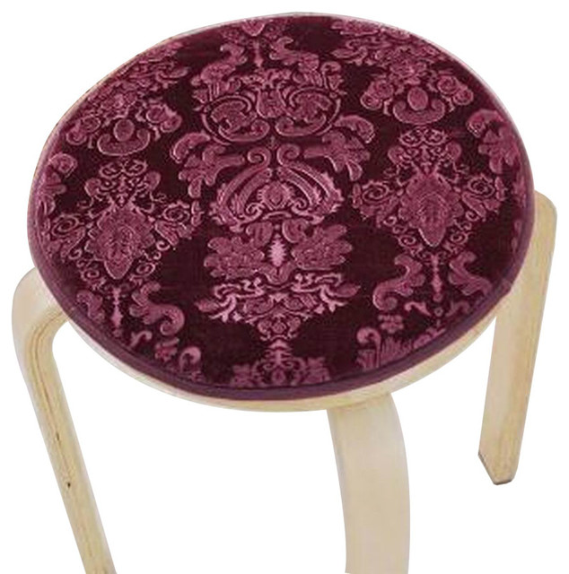 Collections Of Round Stool Chair Covers