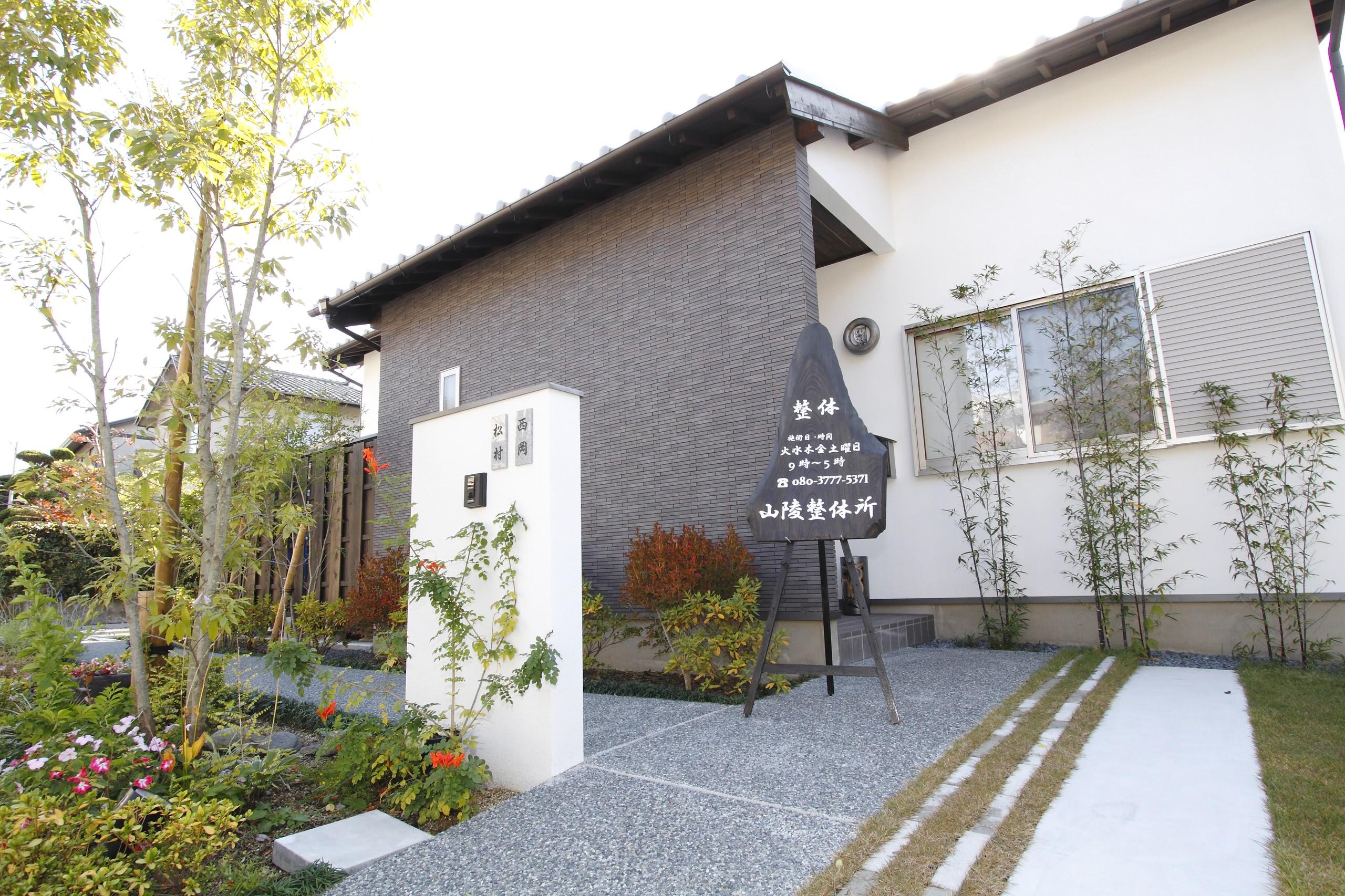 山陵町の家