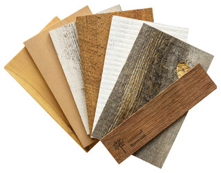 Shop Houzz Stikwood Reclaimed Wood Sample Set Paint