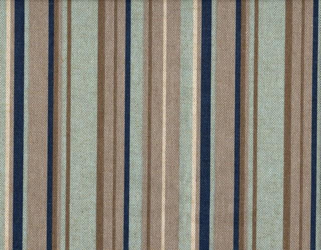 Close To Custom Linens Shower Curtain Premier Stripe Blue