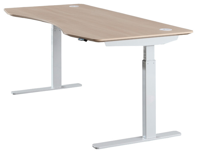ApexDesk Elite Series 71 Electric Height Adjustable Sit Stand