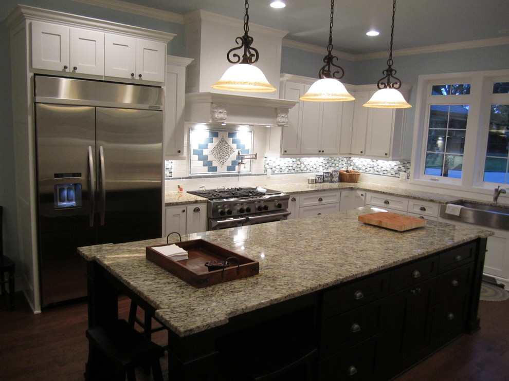 NEW KITCHEN AFTER -Addition