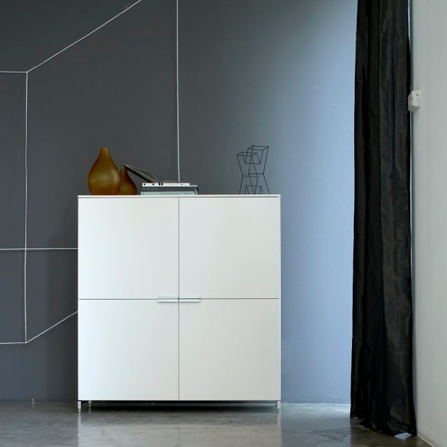 cabinetry everywhere modern new york von ligne roset. Black Bedroom Furniture Sets. Home Design Ideas