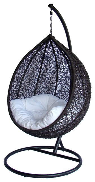 Outdoor Swing Chair Contemporary Hanging Chairs By