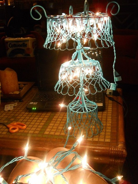 Diy outdoor gazebo chandelier eclectic other diy outdoor gazebo chandelier eclectic aloadofball Choice Image