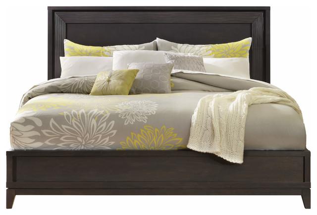 Sierra Panel Bed, King.