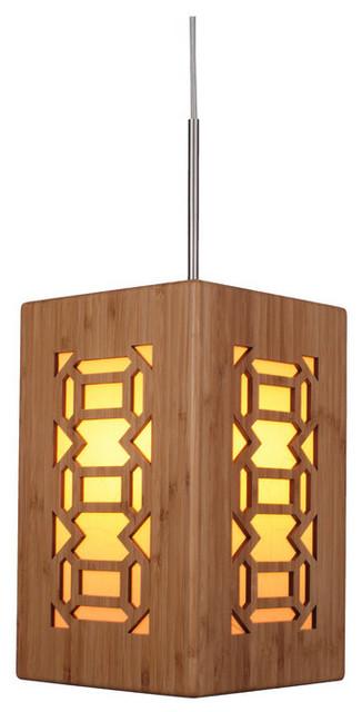 Woodbridge Lighting 14023stnwl-W3a2bb Light House 1 Light Mini Pendant.