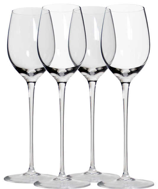 Martinka Crystalware Amp Lifestyle Classic Long Stem Wine