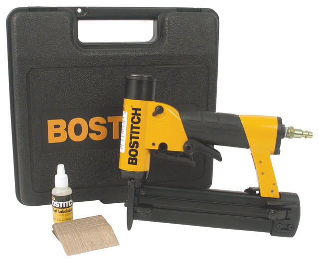 Bostitch Stanley - Bostitch Stanley 23 Gauge Headless Pinner Kit - View in Your Room! | Houzz