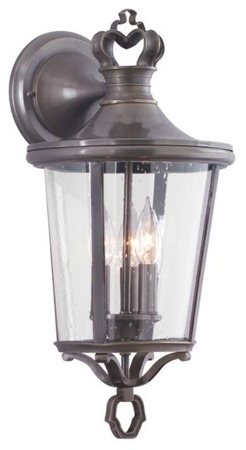 Troy Lighting Britannia - Traditional - Outdoor Wall Lights And Sconces - by Luxury Lighting Direct