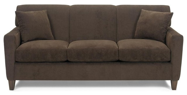 Custom Upholstered Fabric Sofa Paramount