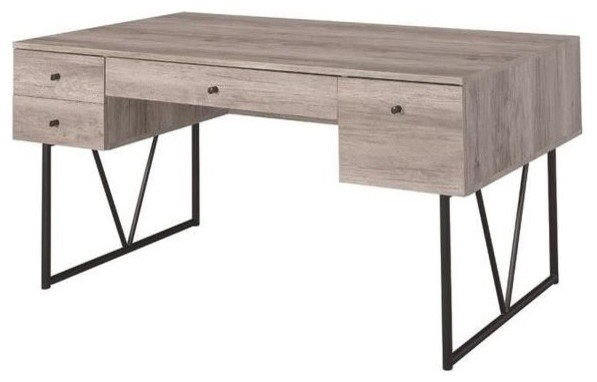Adam Writing Desk - Industrial - Desks And Hutches - by ...