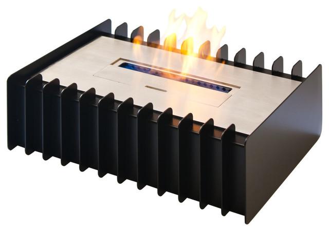 Ignis Tempo Freestanding Ventless Ethanol Fireplace