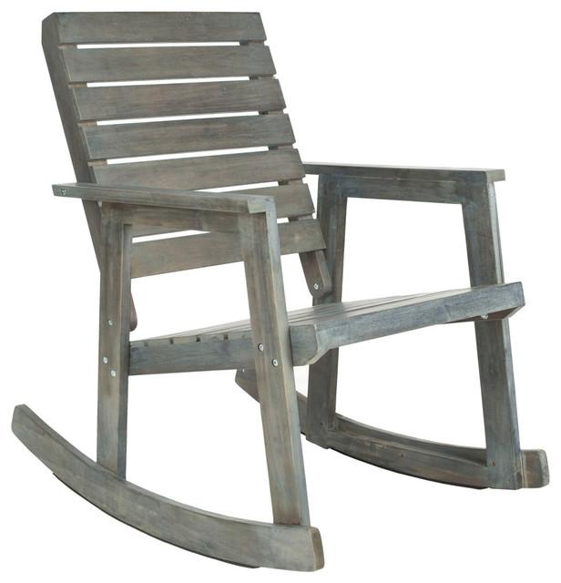 alexei rocking chair ash gray