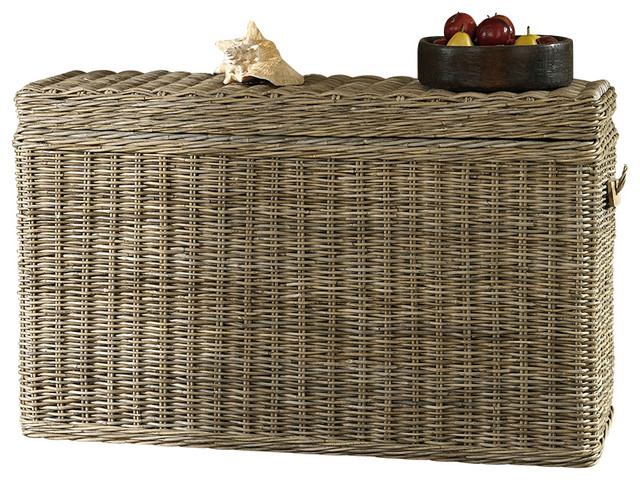 Kubu Console Table Trunk Beach Style Console Tables