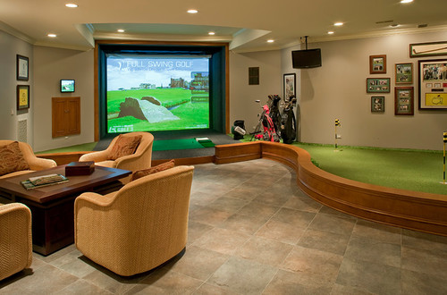 Love The Golf Simulator Who Is The Vendor