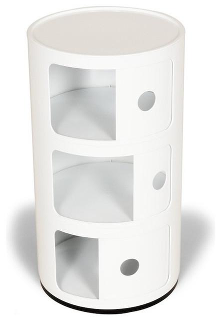 3 Drawer Storage System.