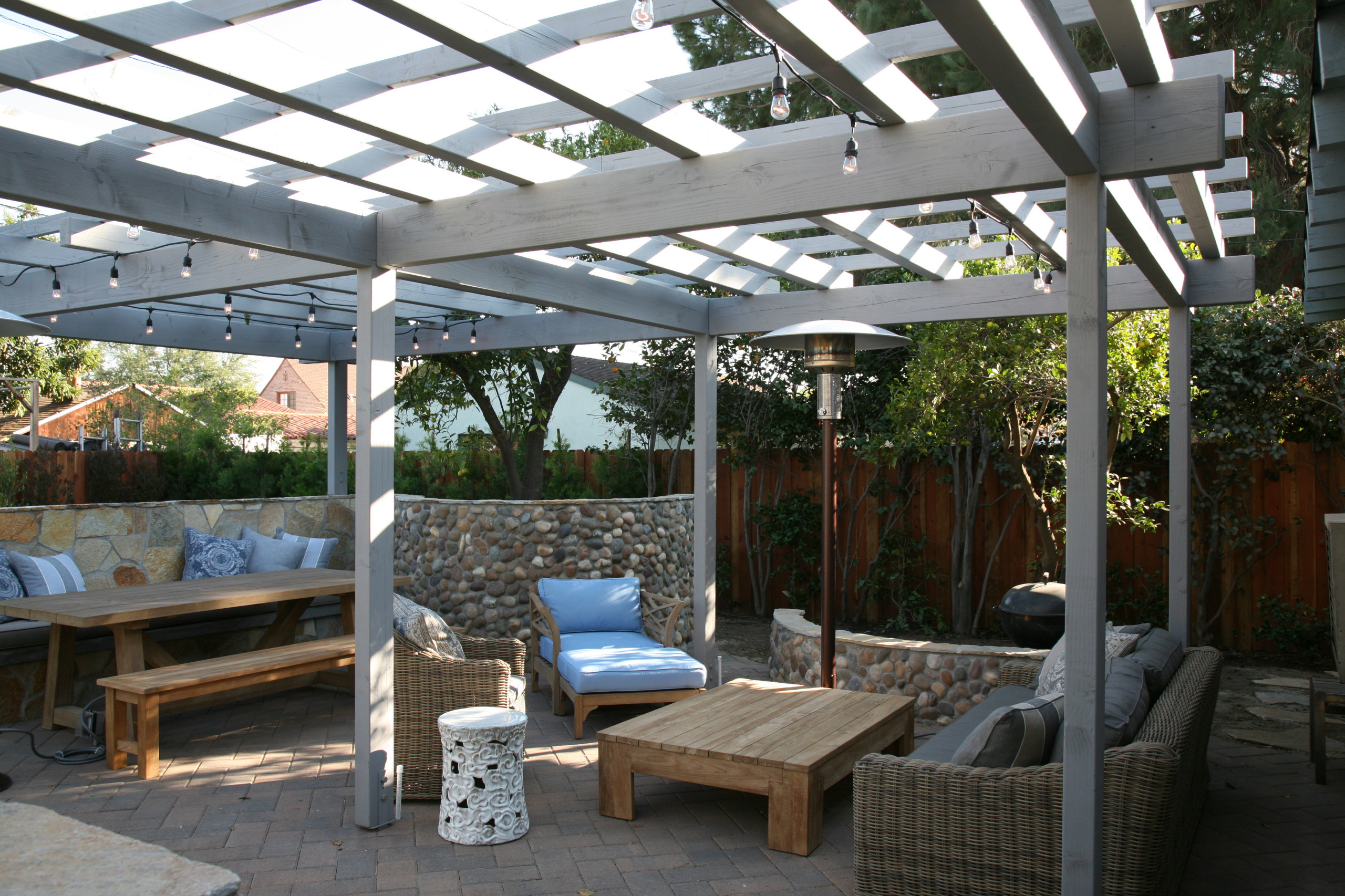 Alhambra Historic Outdoor Room Addition