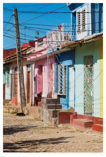 Quot Trinidad Colorful Street Scene Iv Quot By Philippe Hugonnard
