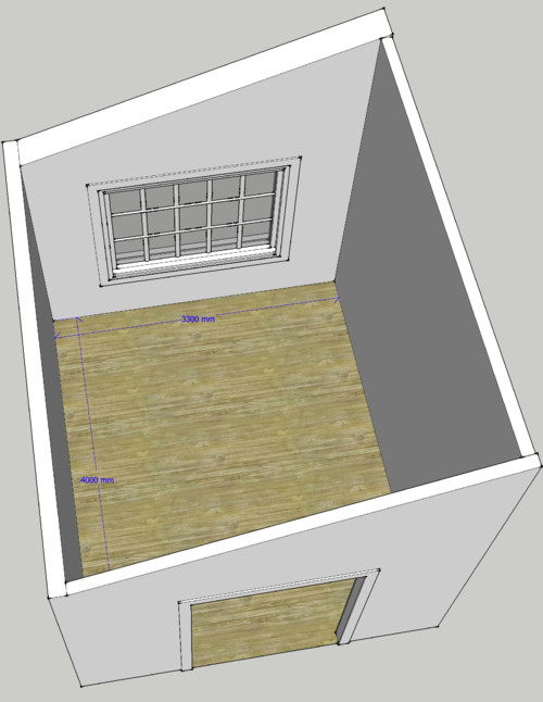 need help with home office craft room layout