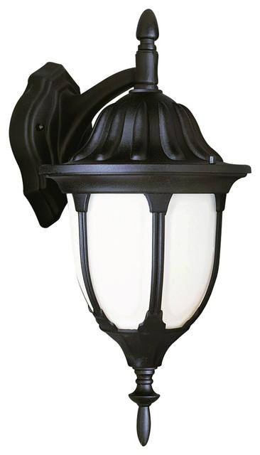 Trans Globe 4048 1 Light Coach Lantern Traditional