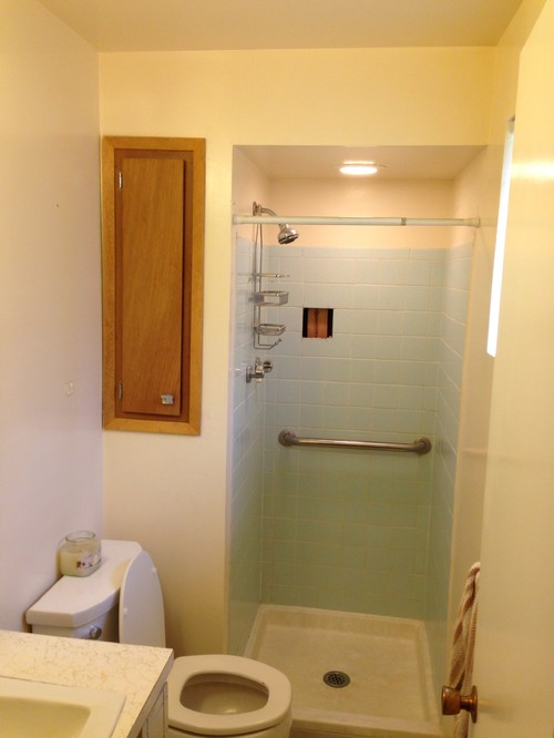 4 x 8 bathroom