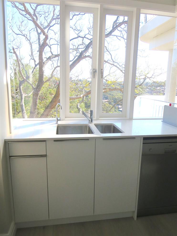 Ground Floor Kitchen - Residence North Shore, Sydney