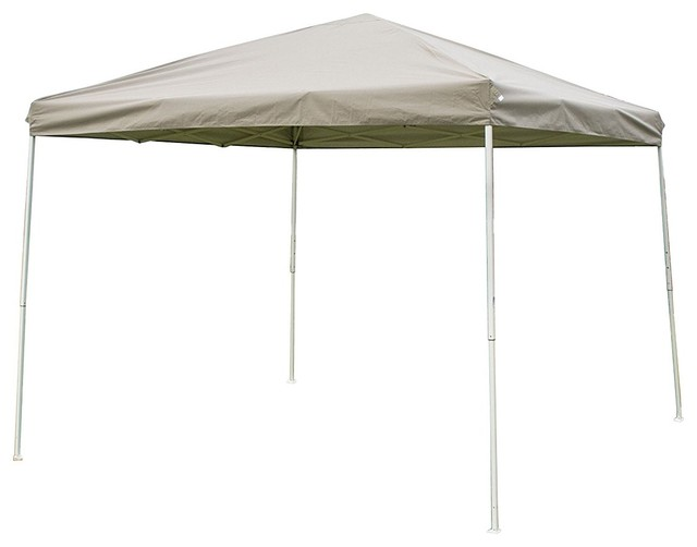 10&x27;x10&x27; Outdoor Steel Frame Pop Up Patio Instant Canopy, Pu Coated.
