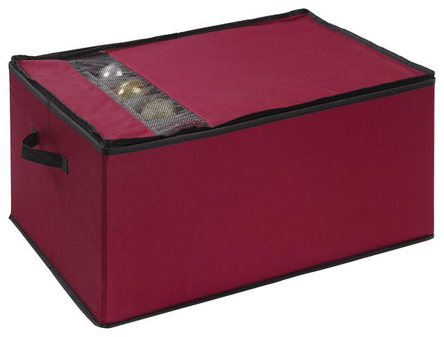 Christmas Ornament Storage Box 24 X 16 X 12