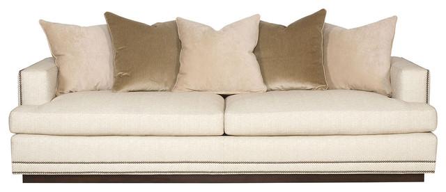 Vanguard Furniture Woodridge Sofa W169 2s
