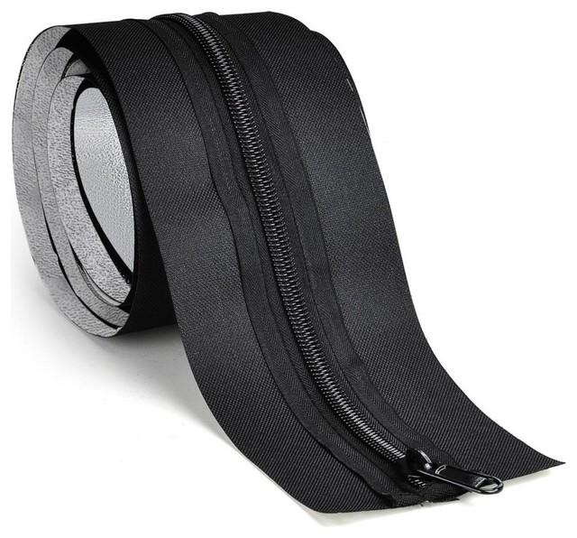 6.5&x27; 600d Oxford Cloth Non-Separating Zipper For Grow Tent Room.