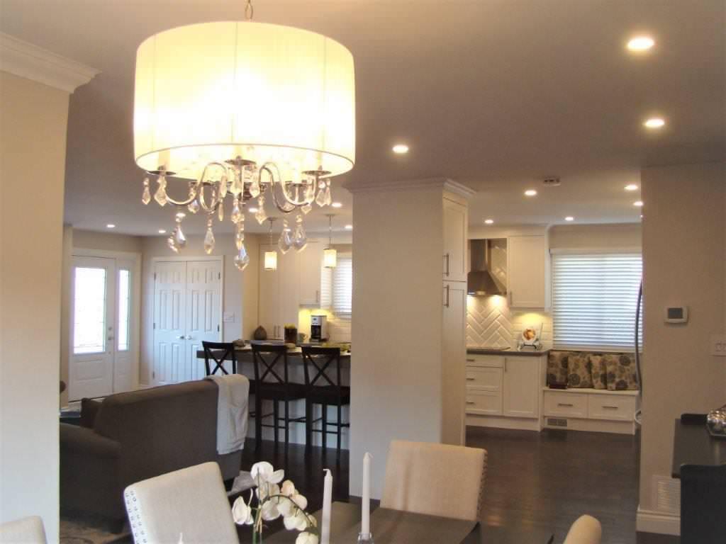 Main Floor Renovation | Mississauga
