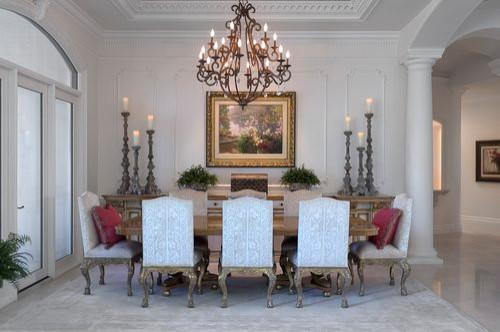 Home design - traditional home design idea in Phoenix
