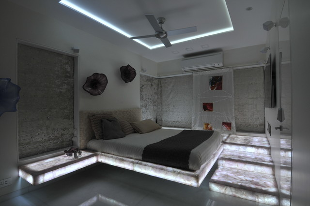 High end residential project in mumbai for High end bedroom designs
