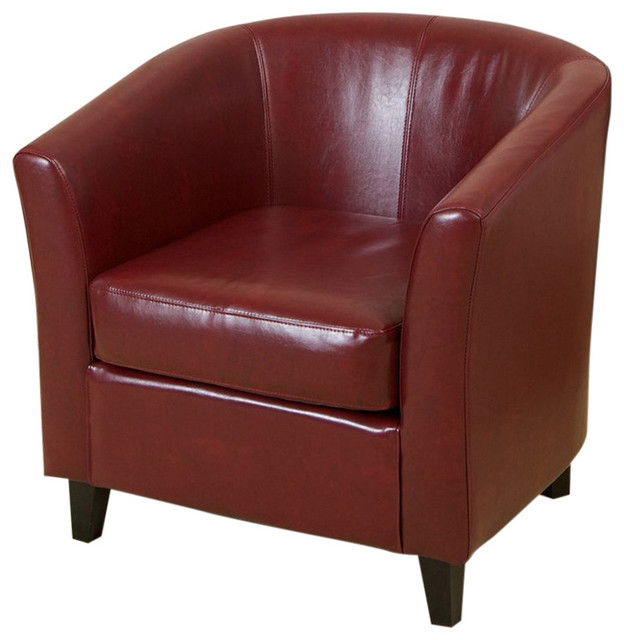 Leather Sofas Preston Lancashire: Best Selling Home Decor Preston Bonded Leather Club Chair