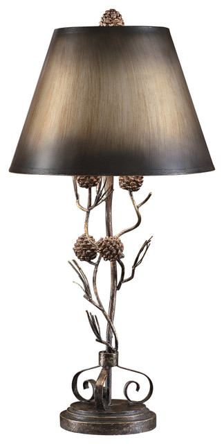 Crestview Iron Twig Table Lamp Ciaer100.
