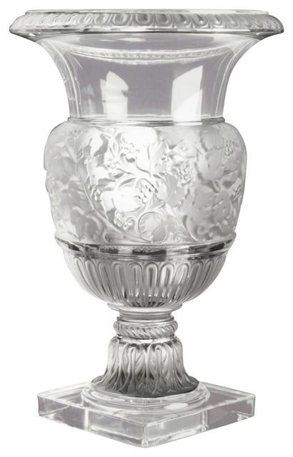 Lalique Vase Versailles Traditional Vases By Fine Brand Sales