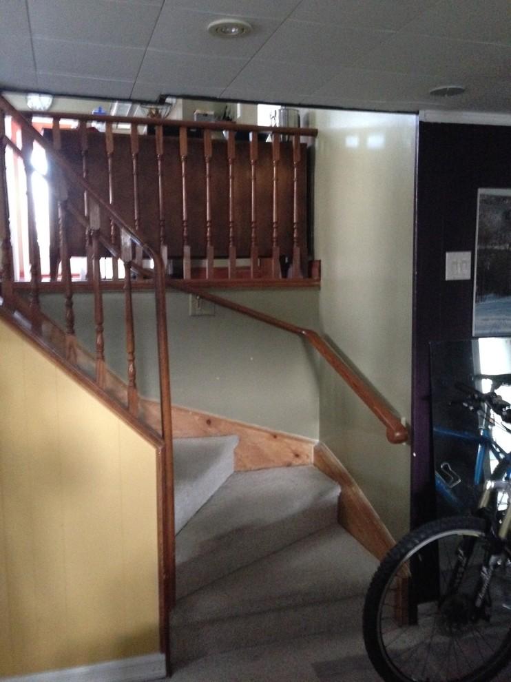 Staircase - BeforeA