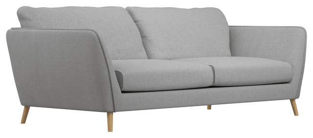 Jasper Light Gray Sofa.