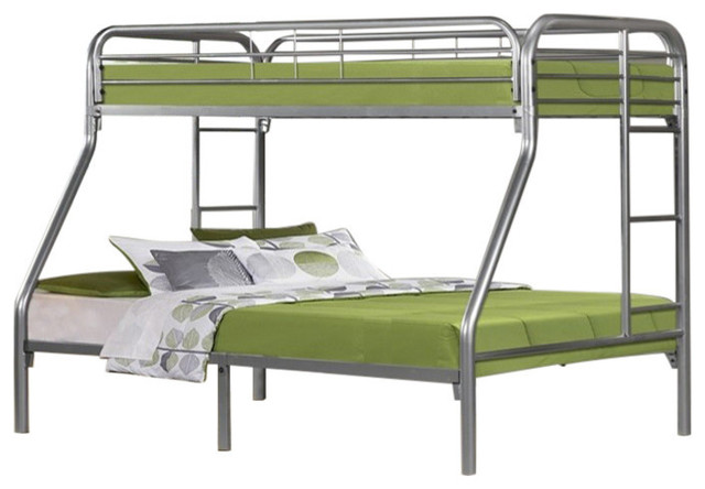 Metal Bunk Bed Twin Transitional Bunk Beds By