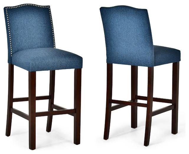 Elden Chairs, Set Of 2, Bar Height.