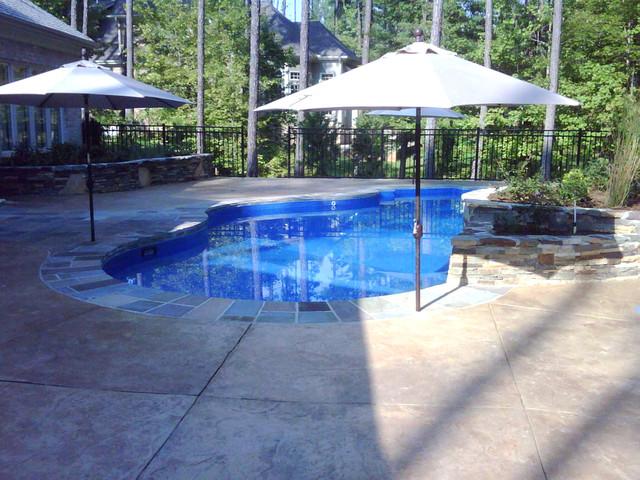Inground pools richmond de medallion pools for Pool design richmond va
