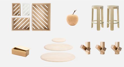 Oggetti di design in legno s o no for Oggetti di design per la casa on line